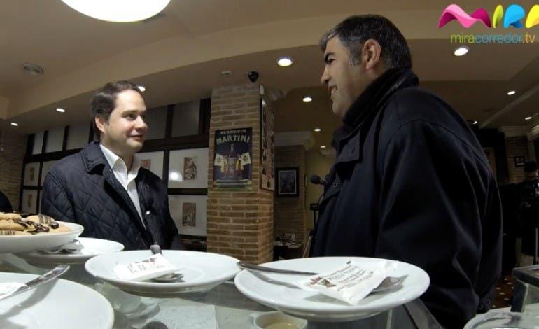 Video- Fue camarero, quiso ser piloto... Es el alcalde de Torrejón