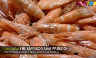 Video- Marisco, carne, pescado... ¿Cómo están los precios para Nochevieja?