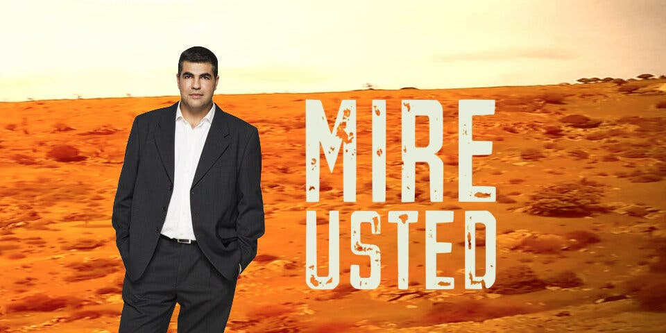 La televisión del Corredor estrena MireUsted con Jaume Segalés