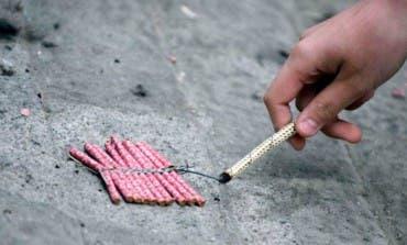 Prohibido tirar petardos: multas de hasta 3.000 euros en Torrejón