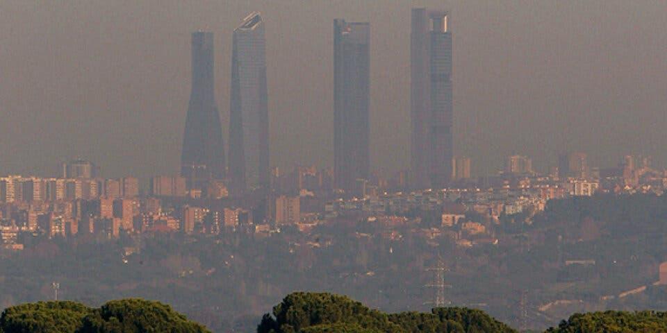 La alta polución llega hasta Alcalá de Henares pasando por Coslada