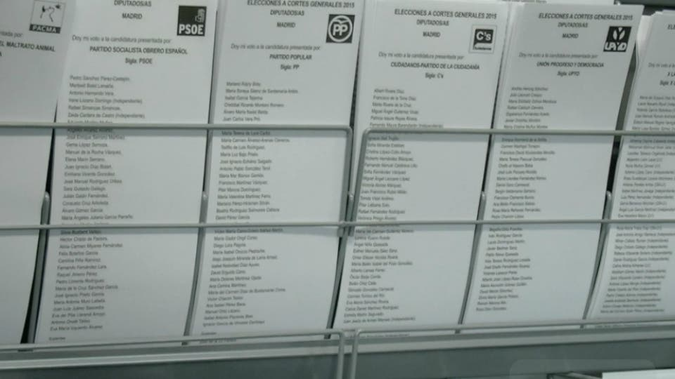Cae la participación en Alcalá, Torrejón, Coslada, San Fernando, Velilla, Mejorada…