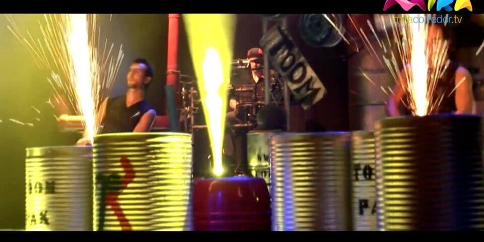 Video- Así son TOOM-PAK, el grupo alcalaíno más internacional