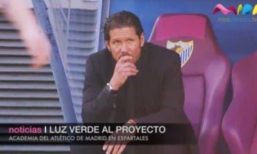 Video- Así será la Academia de Fútbol del Atlético en Alcalá