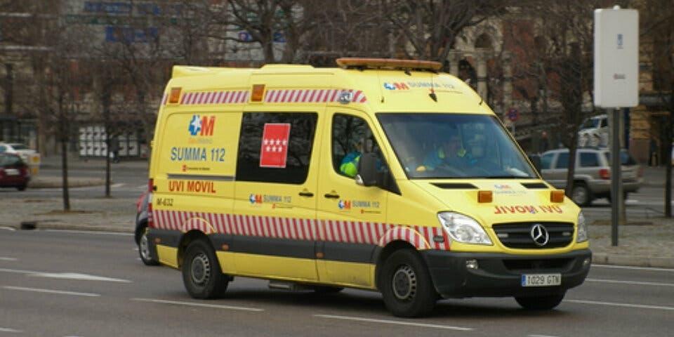 Muere atropellada por un camión una mujer en Alcalá de Henares