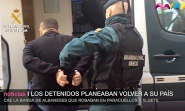 Video- Cae una banda que robaba en chalets de Paracuellos y Algete