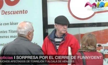 Video- Sorpresa por el cierre repentino de las clínicas Funnydent