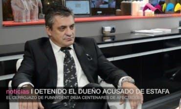 Video- Detenido el dueño de Funnyden acusado de estafa