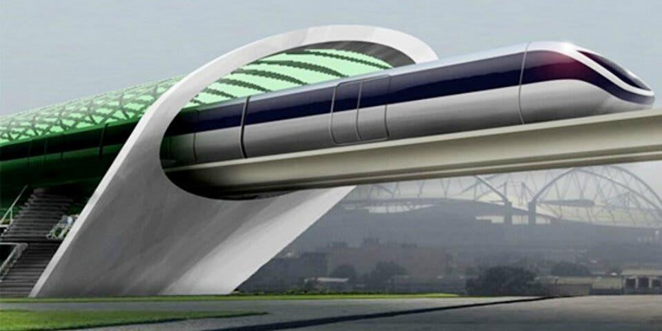 Alumnos de la UAH compiten en el diseño de un tren supersónico
