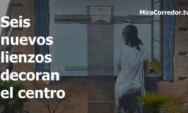 Así lucen las fachadas del barrio San José de Torrejón