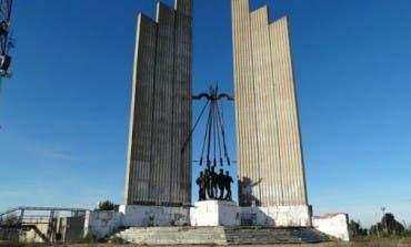 Alcalá almacenará provisionalmente el monumento franquista retirado en Valladolid