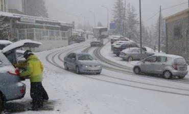 La Comunidad de Madrid en alerta por nieve este fin de semana