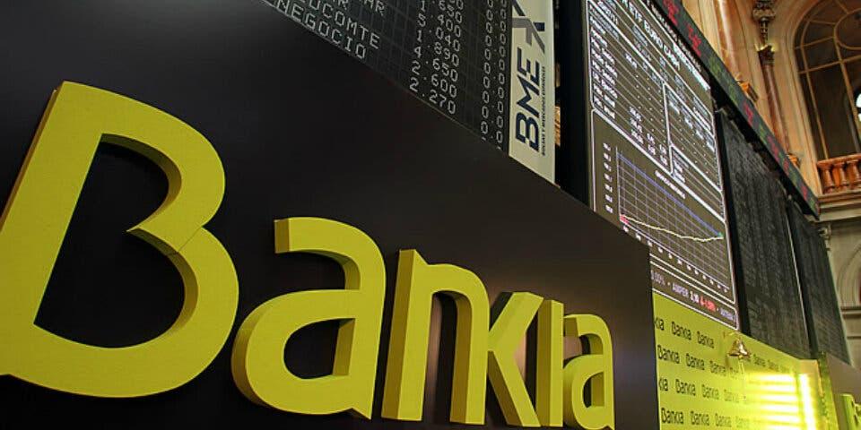 Bankia devolverá todo el dinero a los pequeños accionistas