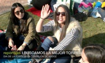 Video- Así vive Torrejón el Día de la Tortilla