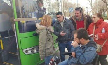 Pedro Rollán recibirá a El Langui tras bloquear dos autobuses