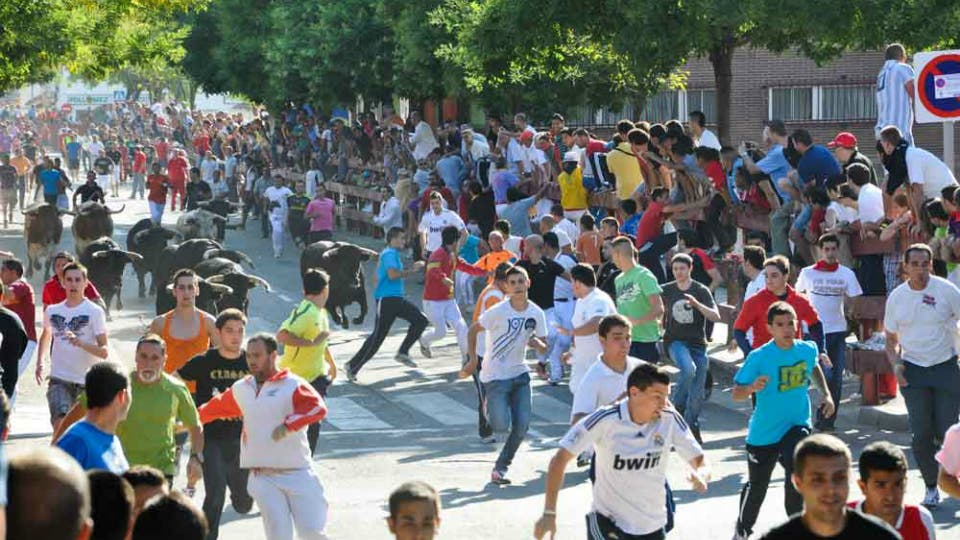 Alcalá se queda sin encierros
