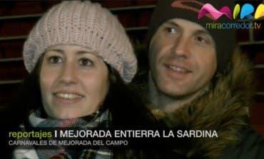 Vídeo- Así ha vivido Mejorada el Entierro de la Sardina