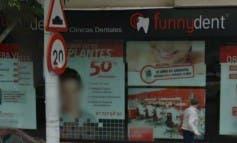 La clínica Funnydent de Torrejón funcionaba sin licencia
