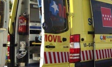 Una quincena de intoxicados por un incendio en San Fernando