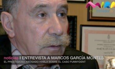 Video- García Montes considera a Funnydent una organización criminal