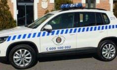 La Policía de Paracuellos evita el suicidio de un hombre en su coche