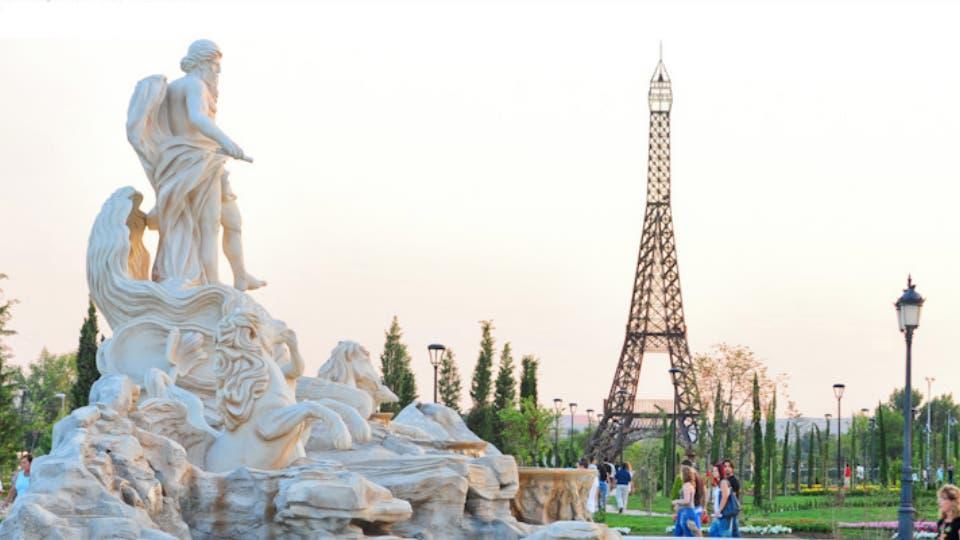 El Parque Europa cumple 6 años… Pon a prueba lo que sabes sobre sus monumentos