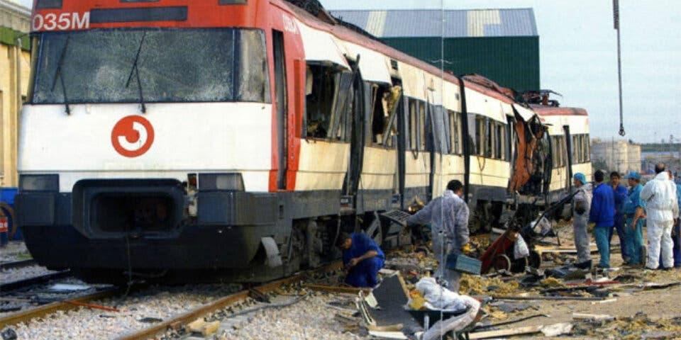 11-M: ¨Yo fui en un vagón que explotó¨