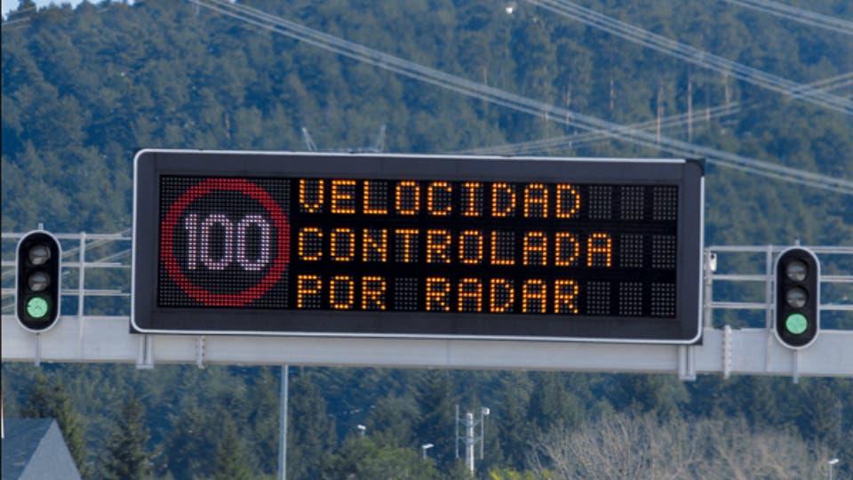 Aumentan las multas por velocidad en las carreteras