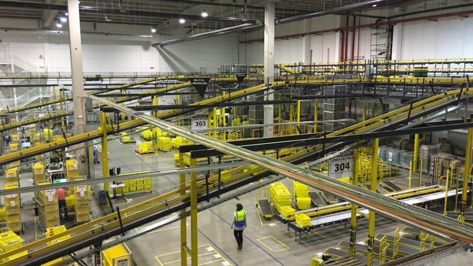 Amazon creará 300 nuevos empleos en junio en San Fernando