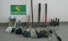 Viajaban desde Alcalá para robar en Asturias