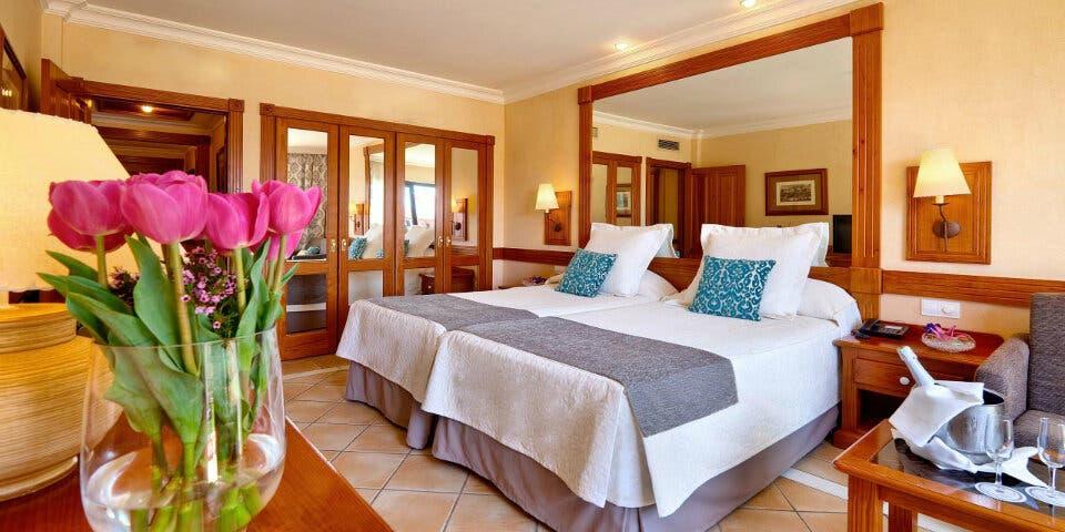 Los hoteles, un 14% más caros en marzo