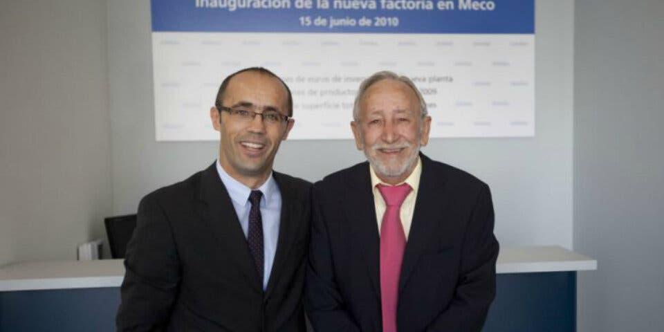 Meco rinde homenaje al empresario que dio trabajo a centenares de vecinos