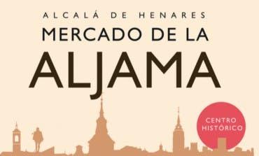 Los comercios del centro de Alcalá sacan su género a la calle