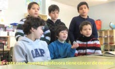 Recaudan dinero para investigar el cáncer de su profesora
