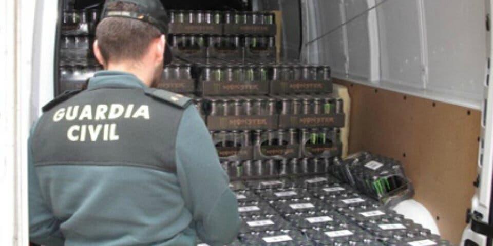 Tres detenidos en Mejorada y Alcalá por la llamada operación Monster
