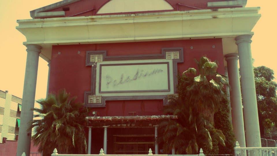 Recordando Paladium en Coslada