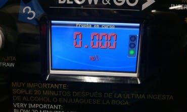 Dos aparcamientos de Alcalá incorporan máquinas de alcoholímetro