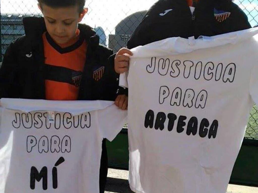 La Federación sobre Lucas Arteaga: ¨Es lo que hay y no ha salido mal parado¨