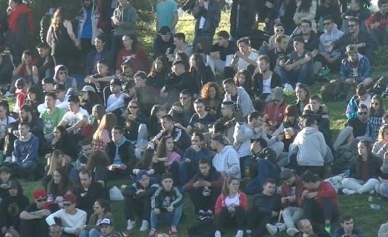 Así se ha vivido el regreso del Urban Festival en Torrejón