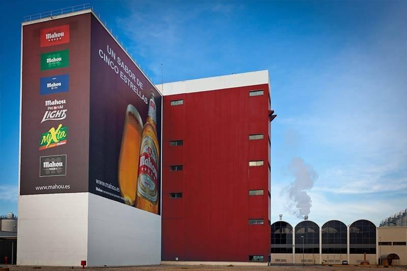 La planta Mahou San Miguel de Alovera, de las más innovadoras de Europa
