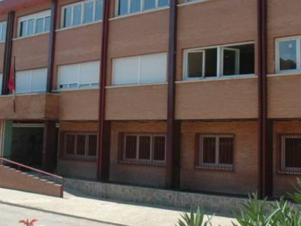 Incendio sin heridos en la cocina de un colegio de Azuqueca