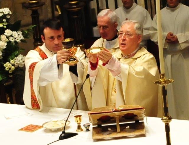 El obispo de Alcalá presidirá un funeral por el alma de Cervantes