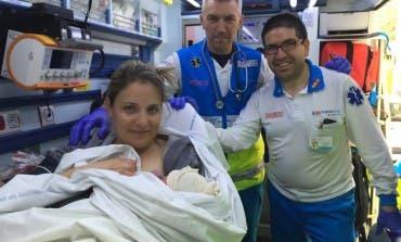 En perfecto estado el bebé y la madre que dio a luz en su casa de Rivas
