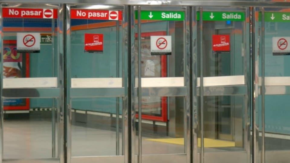 Así ha abierto la estación de Metro de San Fernando