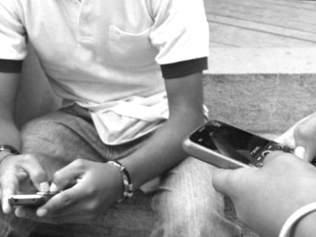 Dos menores detenidos en Guadalajara por robar el móvil a otro joven