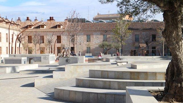 La plaza de San Fernando en manos de un fondo buitre