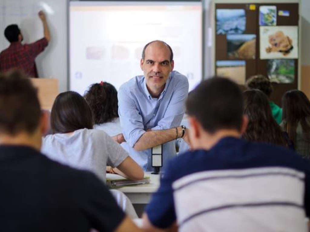 Un profesor de Coslada reconocido como el docente más innovador de España