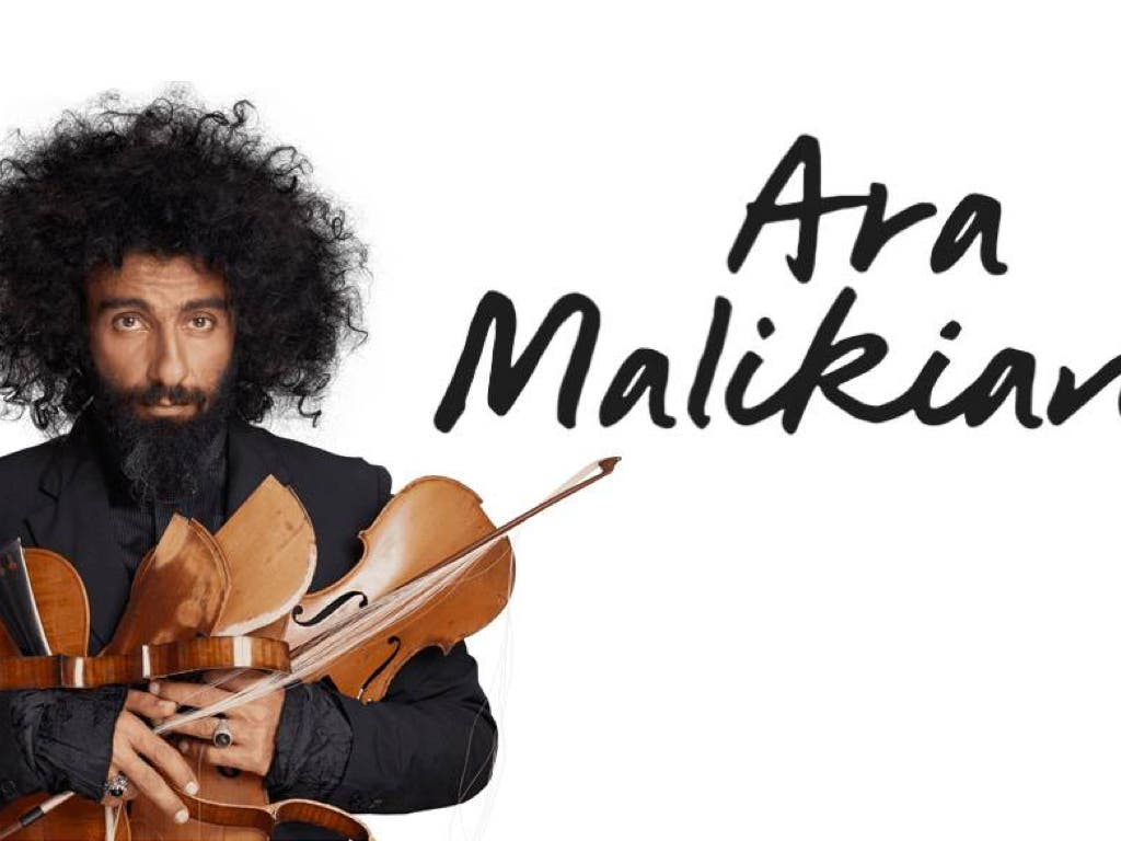 Ara Malikian, nuevo concierto confirmado para las Ferias de Alcalá