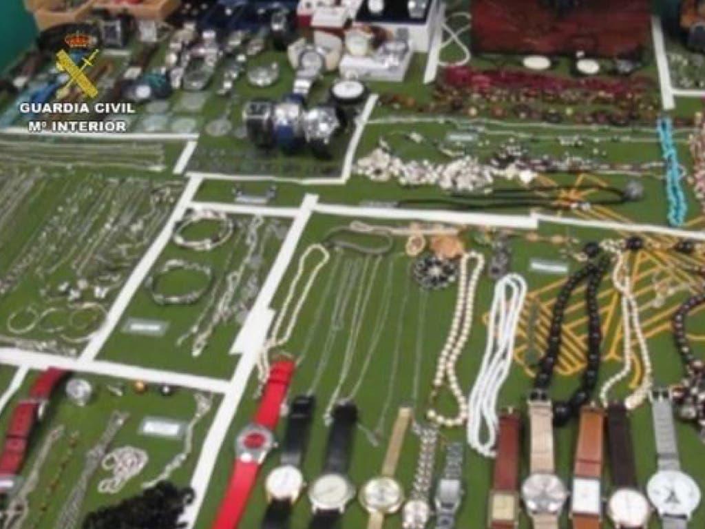 Cae una banda de españoles que cometía robos en Cabanillas, Azuqueca, Alovera, Guadalajara…