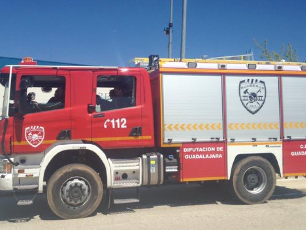 Desalojadas 180 personas de un centro ocupacional de Guadalajara por un conato de incendio